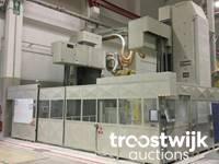 Online-Auktion von Maschinen und Ausstattung zur Herstellung von Windenergieanlagen
