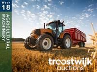 Landmaschinen & Agrarwirtschaft | Woche 18