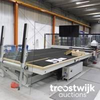 Online-Auktion von Maschinen zur Glasbearbeitung