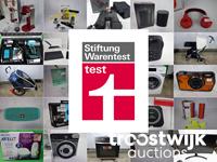 Online-Auktion der Stiftung Warentest