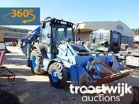 Online-Auktion von Baumaschinen und Baustellenequipment