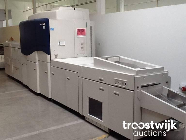 Industriedrucker - Produktionsdrucker in Weikersdorf (Mai)