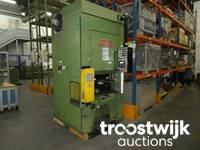 Online-Auktion von Produktion, Logistik und Messeinrichtungen einer Elektronik- und Metallfertigung