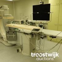 Online-Auktion von Medizintechnik und Ausstattung eines Krankenhauses
