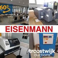 Werkstatt und Büroausstattung der Eisenmann SE