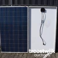 Solarmodule und Wechselrichter