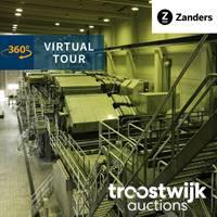 Maschinen und Produktionsanlagen der Zanders-Abwicklungs GmbH