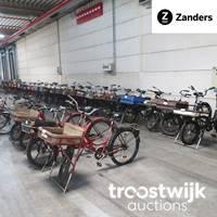 Werksfahrräder der Zanders Abwicklungs GmbH