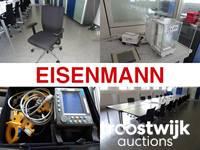 Werkzeuge, Werkstatt und Messgeräte der Eisenmann SE