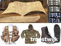 Militär und Outdoor-Equipment