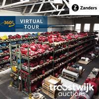Elektromotoren und Drehstrommotoren der Zanders-Abwicklungs GmbH