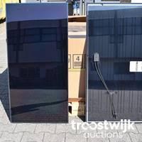 Solarmodule, Wechselrichter und Gießharztransformator