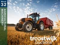 Landmaschinen und Agrarwirtschaft | Woche 32