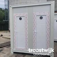 Büro-, Security, WC- und Duschcontainer