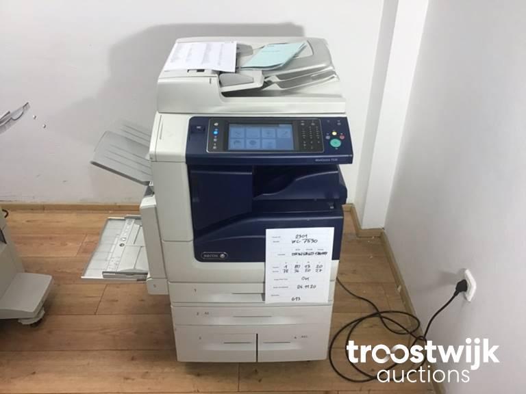 XEROX Bürodrucker in Linz (Sep)