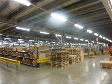 Veiling mezzanine floor 2000m2 vloeren te eindhoven - Mezzanine verlichting ...