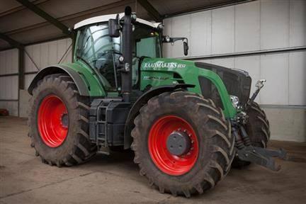 Agrarische machines