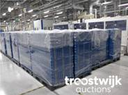 114. lot transport boxes