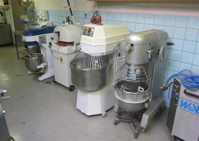 Veiling Bakkerij Cardinaals - Bakery (Bakkerijmachines) te ...