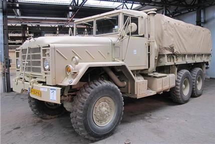 Veiling Ex Us Army Surplus Auction (Legermaterieel) te ...
