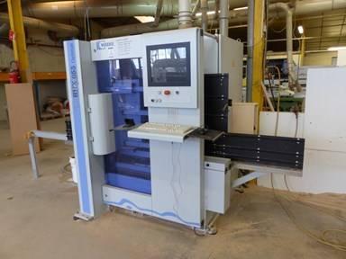 Online veiling Machines de travail du bois aux Rémondans-Vaivre (25150) - Pontivy (56300)