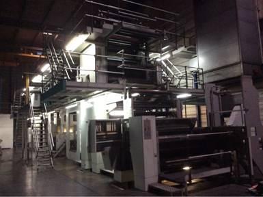 Online veiling Machine d'impression offset et accessoires aux Chatenoy-le-Royal