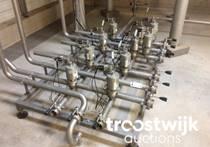 10-fold frame mounted valve matrix