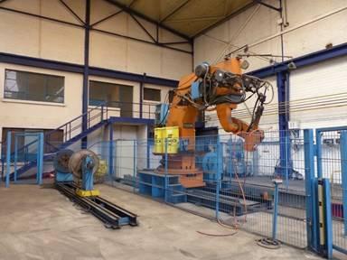 Online veiling Travail du métal & Robots de soudage aux Sarreguemines