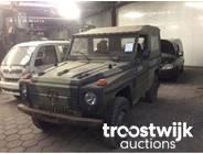 21. military 4x4 terrain car