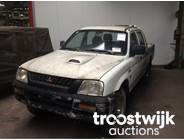 35. 4x4 pickup car for parts