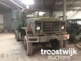 6x6 military cargo truck