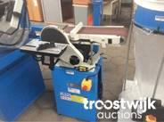406. combi belt / disc sandng machine