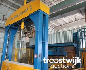 CONCRETE PRODUCTION LINE