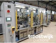 14. CNC induction brazing machine