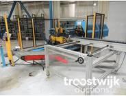 2. CNC tube bending machine