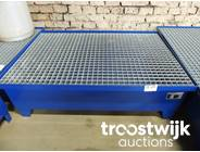 359. Drum Low profile spill containment pallet