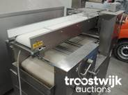2. Shaping line for bread