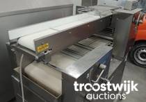 Shaping line for bread