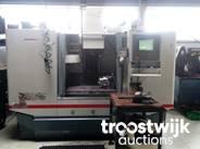 7. CNC vertical machining center