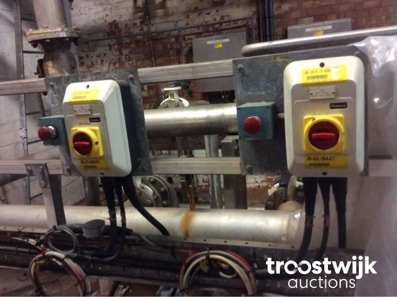 Ingersoll Dresser 65-40CPX200 pumps - Troostwijk