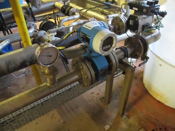Endress Hauser Promag P flow meter - Troostwijk